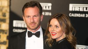 Christian Horner and Geri Halliwell married earlier this year