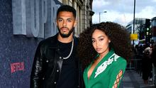 Leigh-Anne Pinnock and Andre Gray have been together four years (Ian West/PA)