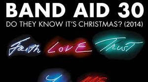 Band Aid 30 is the fastest selling single of 2014