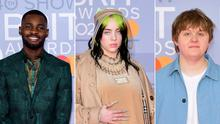 Dave, Billie Eilish and Lewis Capaldi were among the winners at the Brit Awards (Ian West/PA)