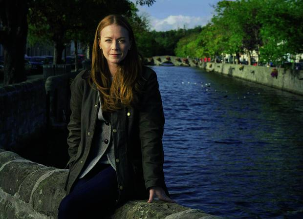 Jean Butler re-connects with Westport in television series 'The Gathering - Homeward Bound'.