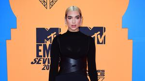 Dua Lipa has seen a new twist put on her song Hallucinate (Ian West/PA)