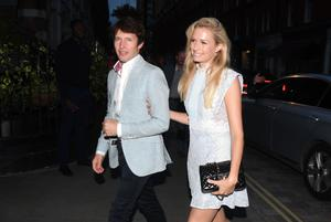 The singer is married to Sofia Wellesley (Victoria Jones/PA)