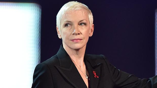 Annie Lennox warns artists of scams after being approached by unknowing 'scout' (Dominic Lipinski/PA)