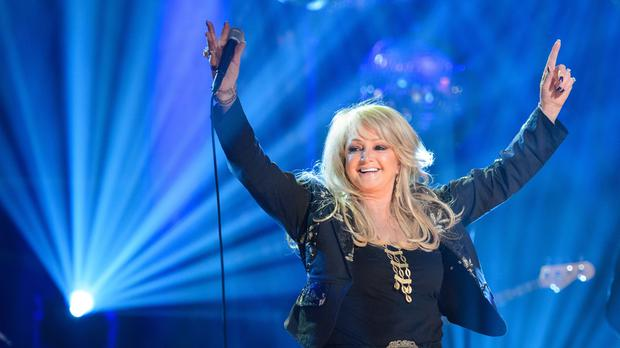 Bonnie Tyler 'privileged' to be on historic first Now album (Dominic Lipinski/PA)