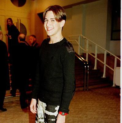 Kavana kept his sexuality a secret as he found fame as a teenager