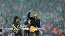 The Goo Goo Dolls lead singer Johnny Rzeznik (Clive Gee)