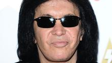 Gene Simmons has spoken out about file-sharing