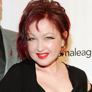 Cyndi Lauper said the music industry was a tough place to work