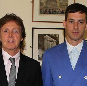 Sir Paul McCartney worked with Mark Ronson on his new album