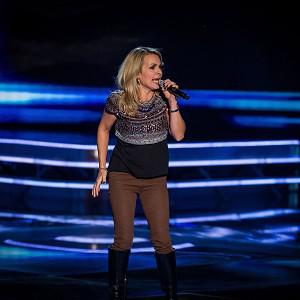 Bucks Fizz star Jay Aston auditions for The Voice