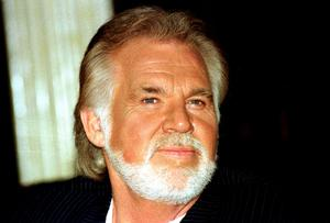 Country music singer Kenny Rogers (Rebecca Naden/PA)