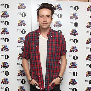 Nick Grimshaw said it's 'boring' being asked about pal Harry Styles