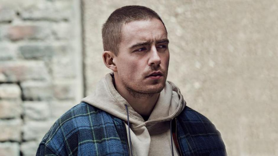 Singer song-writer Dermot Kennedy