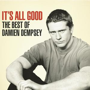 The cover of Damien Dempsey's latest album