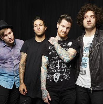Fall Out Boy collaborated with Courtney Love and Sir Elton John on their new album Save Rock And Roll