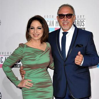 Gloria and Emilio Estefan are planning a musical