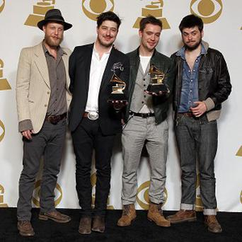 Mumford And Sons didn't expect their Grammy win