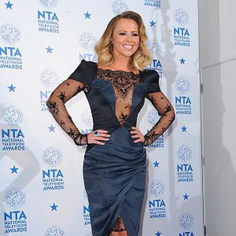Kimberley Walsh was approached about a Teenage Cancer Trust gig