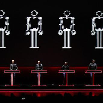 Kraftwerk will perform at T In The Park