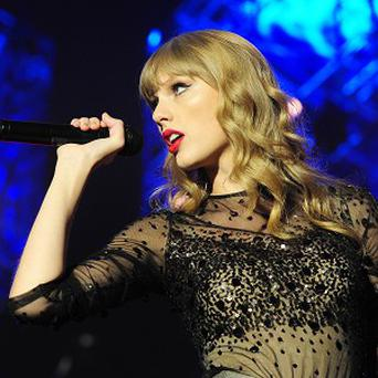 Taylor Swift's break-up hit was the most popular karaoke track this Valentine's Day