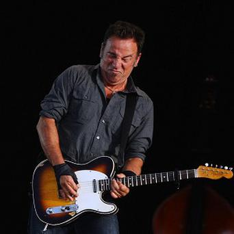 Bruce Springsteen former home is up for sale