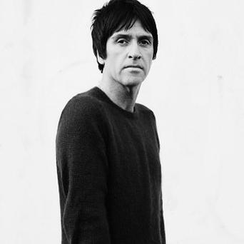 Johnny Marr has released his debut solo album The Messenger