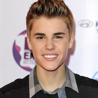 Justin Bieber said he would like to do a gig in space