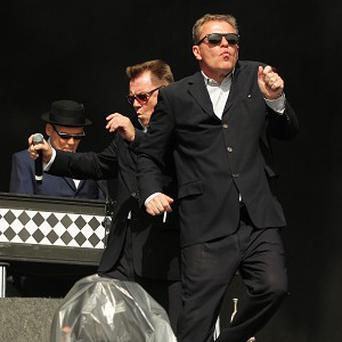 Madness said they are honoured to have been chosen for the BBC farewell concert