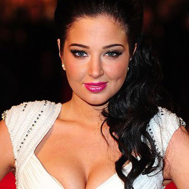 Tulisa fails to find the Tweet smell of success in asking fans to help name her new fragrance.
