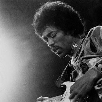 Jimi Hendrix died in 1970 at the age of 27