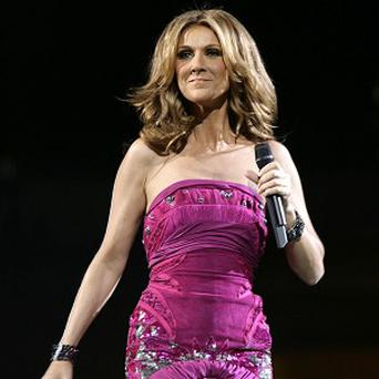 Celine Dion recalled going on stage without her shoes