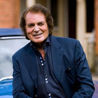 Engelbert Humperdinck congratulated Bonnie Tyler on being the UK's Eurovision entry