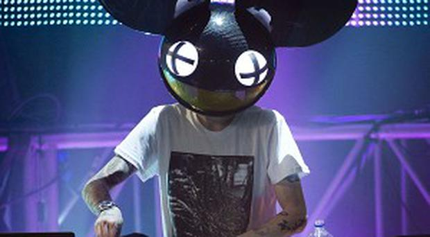 DJ Deadmau5 ties the knot with girlfriend Kelly 'Grill' Fedoni