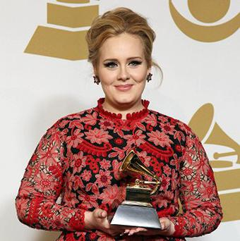 Adele is reportedly a target for a skincare campaign