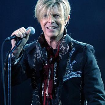 Will David Bowie tour with his new music?