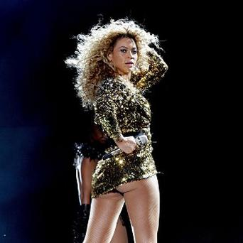 Beyonce did lots of dance workouts to get back in shape