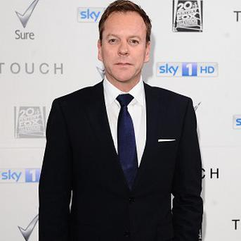 Kiefer Sutherland has directed a music video