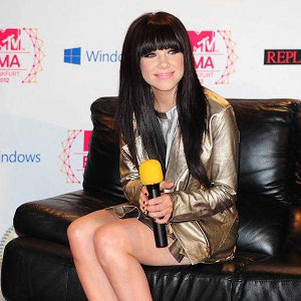 Carly Rae Jepsen is working on a new song with help from her fans