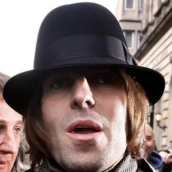 Liam Gallagher has ridiculed brother Noel for teaming up with old rivals Blur