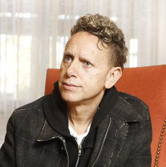 Martin Gore says his family are all into music