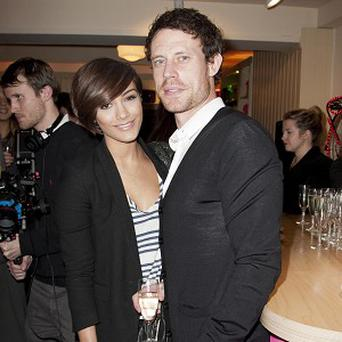 Frankie Sandford and Wayne Bridge have got engaged