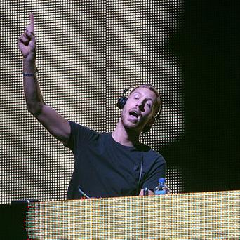 Calvin Harris will top the bill at Oxegen