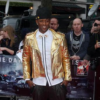 Oritse Williams has shed a tear over the end of JLS