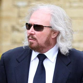 Barry Gibb said audiences have been 'so supportive' after he began playing solo gigs