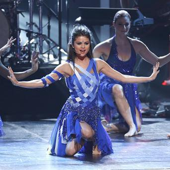 Selena Gomez performed at the Radio Disney Music Awards in Hollywood