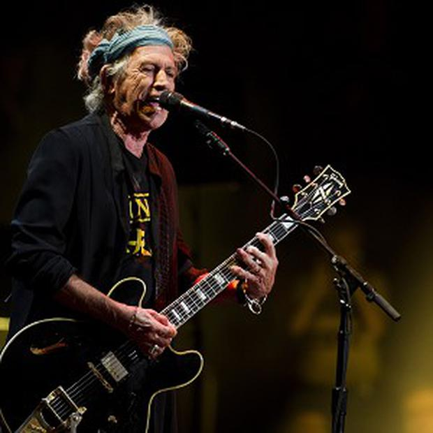 Keith Richards says iPods don't give him any satisfaction