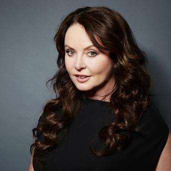 Sarah Brightman has plans for space travel
