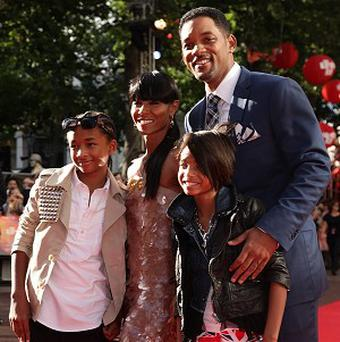 Will Smith and Jada Pinkett Smith's children Jaden and Willow have grown up in the spotlight