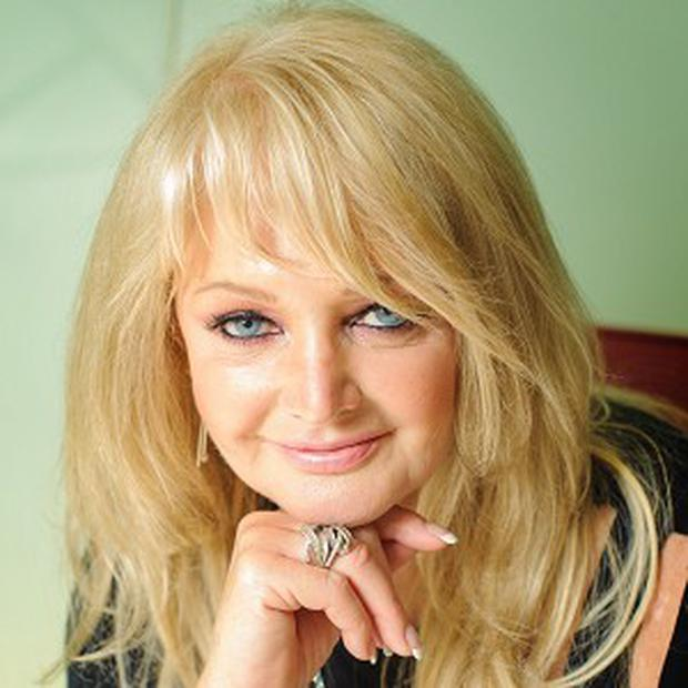 Bookmakers have placed Bonnie Tyler at 50/1 to win the Eurovision Song Contest